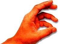 Хиромантия - гадание по руке - Большой палец